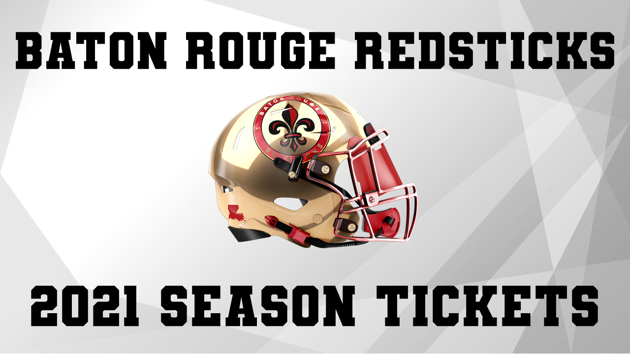 BATON ROUGE REDSTICKS SEASON TICKETS  on Nov 11, 02:00@Memorial Stadium - Buy tickets and Get information on ngltickets.com