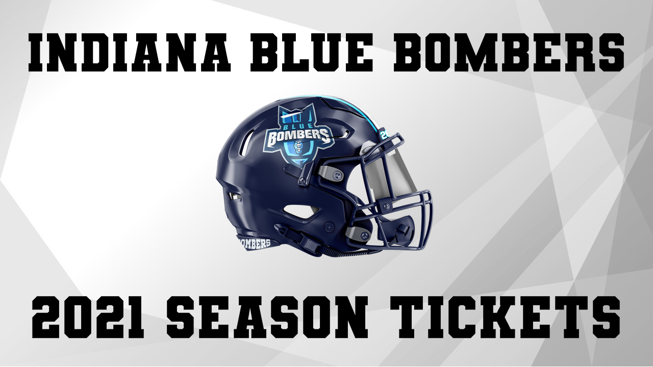 INDIANA BLUE BOMBERS SEASON TICKETS  on Nov 11, 03:00@Fred Zollner Memorial Stadium - Buy tickets and Get information on ngltickets.com