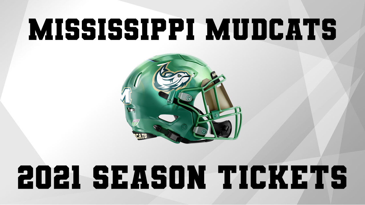 MISSISSIPPI MUDCATS SEASON TICKETS  on Nov 11, 02:00@Smith-Wills Stadium - Buy tickets and Get information on ngltickets.com