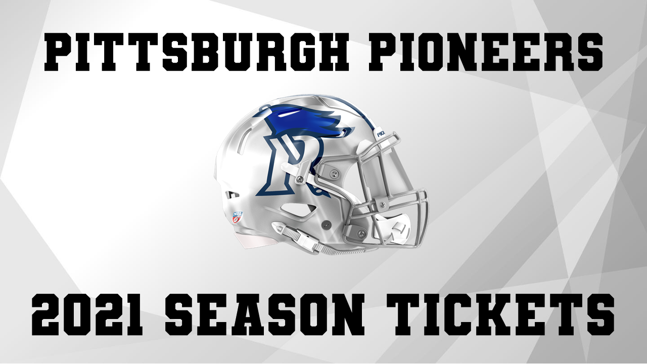 PITTSBURGH PIONEERS SEASON TICKETS  on Nov 11, 03:00@Wolvarena Stadium - Buy tickets and Get information on ngltickets.com