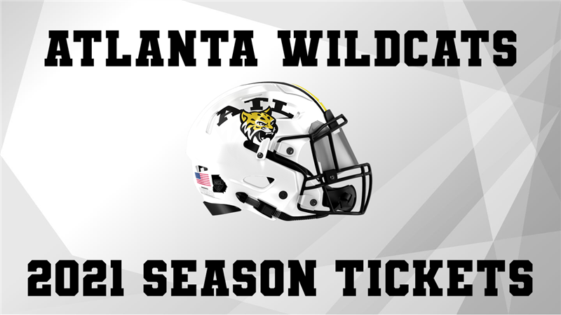 Get Information and buy tickets to ATLANTA WILDCATS SEASON TICKETS  on ngltickets.com