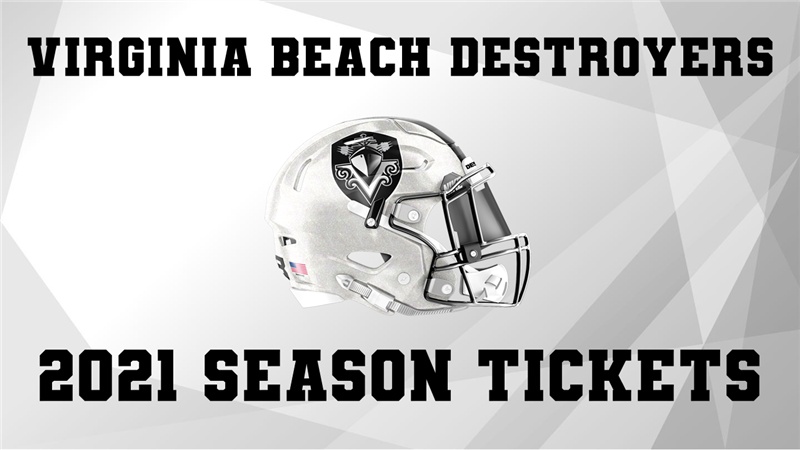Get Information and buy tickets to VIRGINIA BEACH DESTROYERS SEASON TICKETS  on ngltickets.com