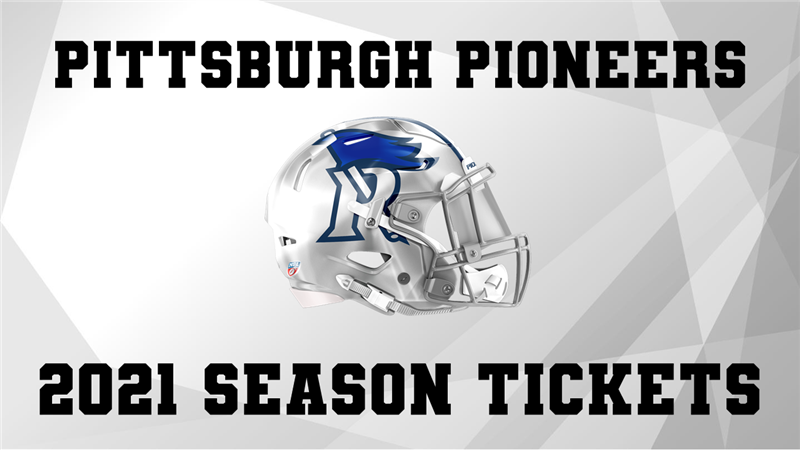 Get Information and buy tickets to PITTSBURGH PIONEERS SEASON TICKETS  on ngltickets.com