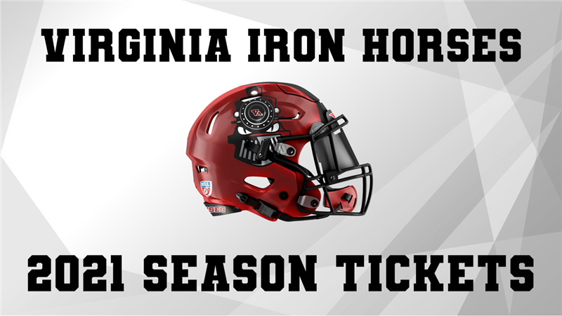 Get Information and buy tickets to VIRGINIA IRON HORSES SEASON TICKETS  on ngltickets.com