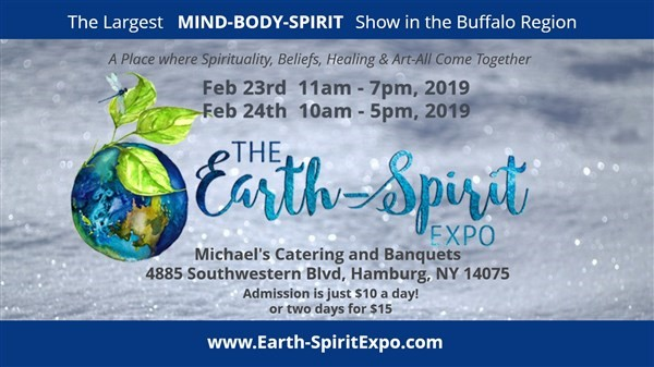 Get Information and buy tickets to The Earth-Spirit Expo  on Ticketor