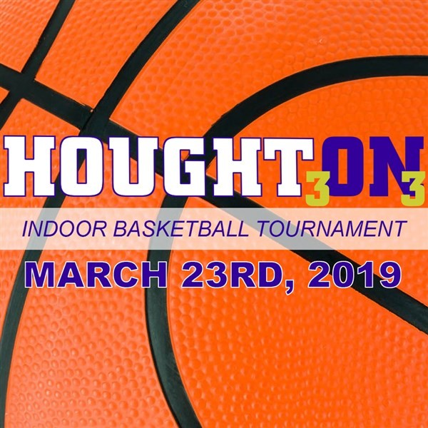 Get Information and buy tickets to Houghton 3on3 Indoor Basketball Tournament  on Houghton College