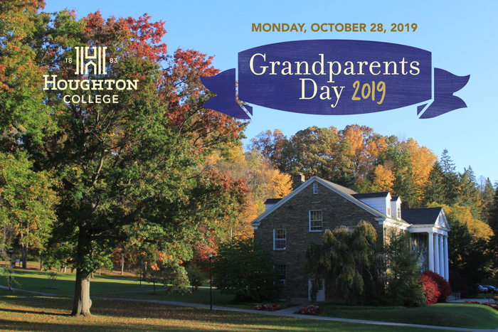 Get Information and buy tickets to Grandparents Day  on Houghton College