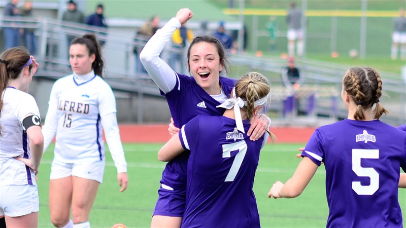 Get Information and buy tickets to Houghton Indoor Classic Girls Soccer Tournament on Houghton College