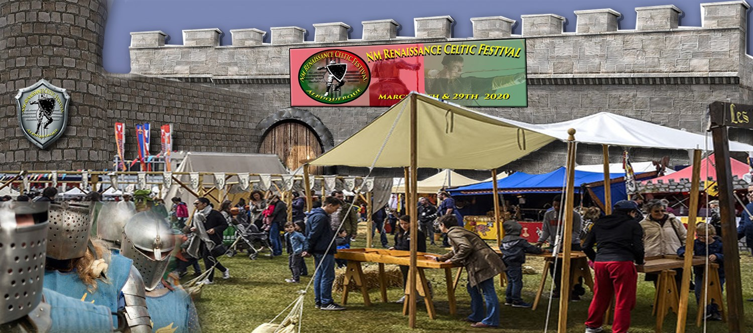 Friday Adult Ticket Adult ticket 18+ Kids free with adult on Mar 27, 10:00@Expo NM state fairgrounds - Buy tickets and Get information on NM Renaissance Celtic Festival