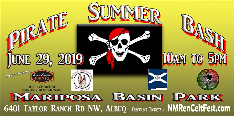 Get Information and buy tickets to Praite Summer Bash - Activity Wristband Enjoy the fun activities, Jumper, games, prizes on NM Renaissance Celtic Festival