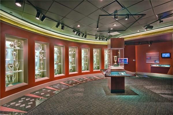 ACBL Museum Tour