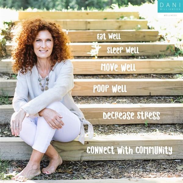 Dani's Six Steps to Healing