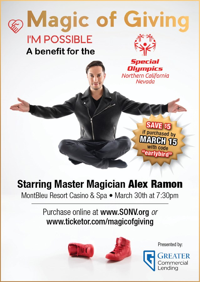 Get Information and buy tickets to Alex Ramon - I