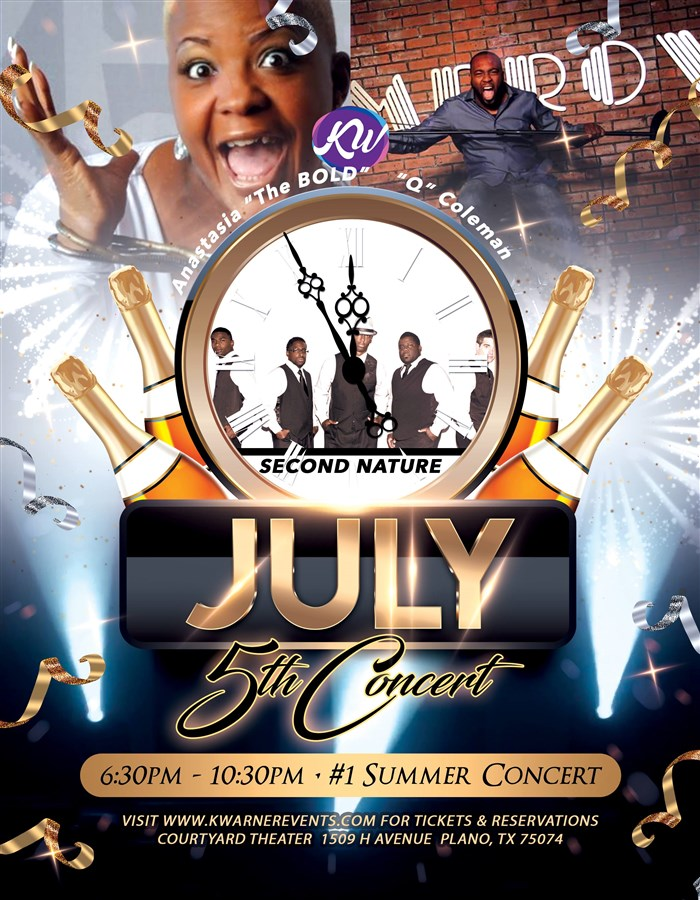 Get Information and buy tickets to #1 Summer Concert  on kwarnerevents.com