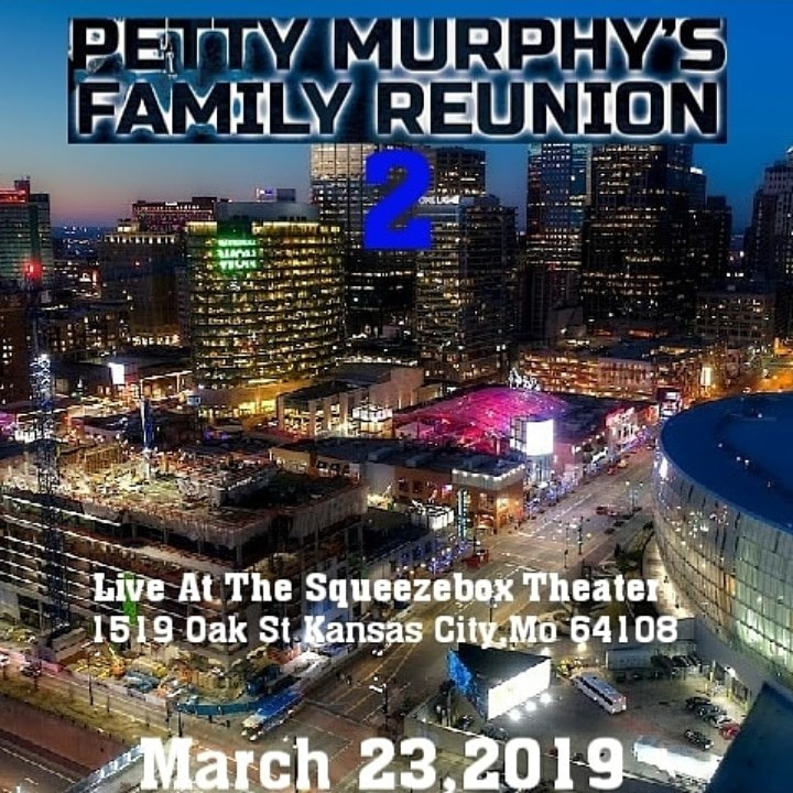 Get Information and buy tickets to Petty Murphy