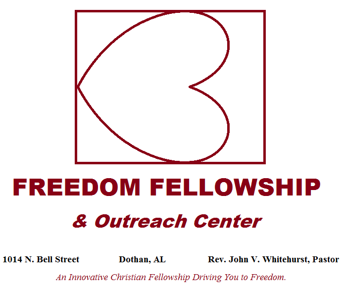 Get Information and buy tickets to Freedom Fellowship Early Worship Services  on KBI CHRISTIAN CHURCH