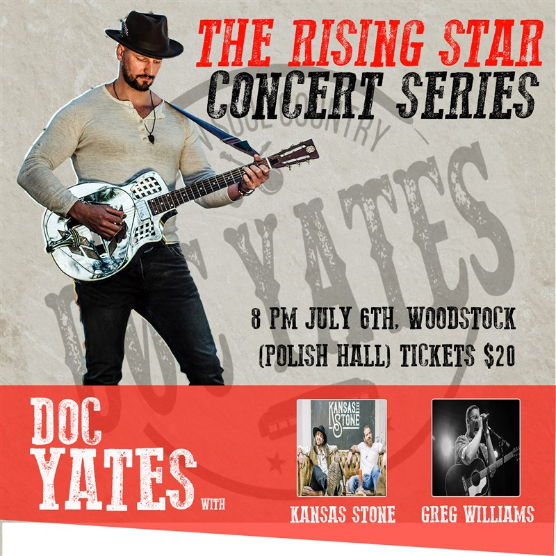 The Rising Star Concert Series WOODSTOCK