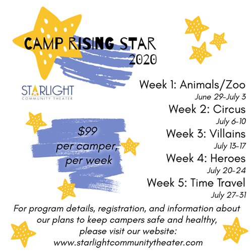 Camp Rising Star