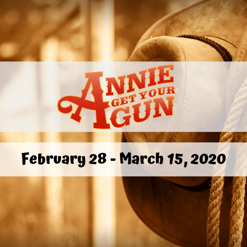 Annie Get Your Gun  on mar. 17, 00:00@Starlight Community Theater - Pick a seat, Buy tickets and Get information on Starlight Community Theater starlighttickets
