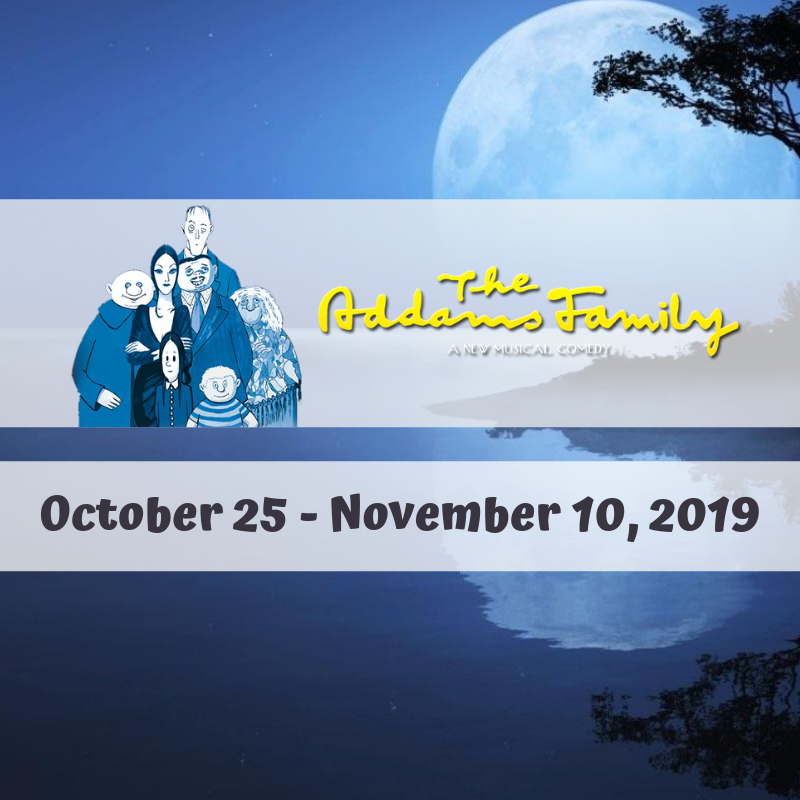 The Addams Family Musical Youth Musical on Nov 12, 00:00@Starlight Community Theater - Pick a seat, Buy tickets and Get information on Starlight Community Theater starlighttickets