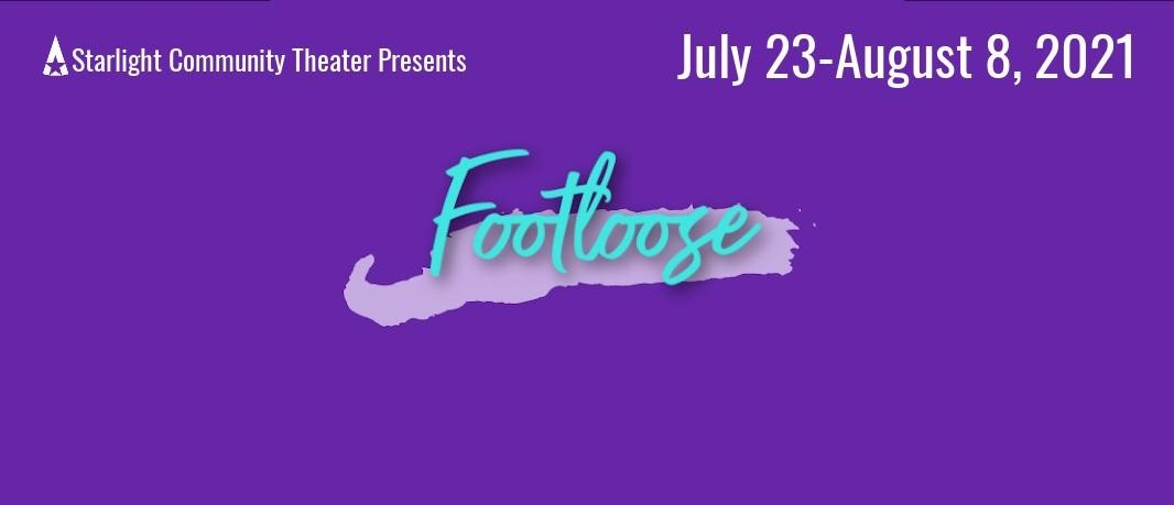 Footloose  on Aug 07, 14:00@Starlight Community Theater - Pick a seat, Buy tickets and Get information on Starlight Community Theater starlighttickets