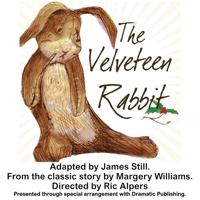 Get Information and buy tickets to Velveteen Rabbit  on AKM Promotions