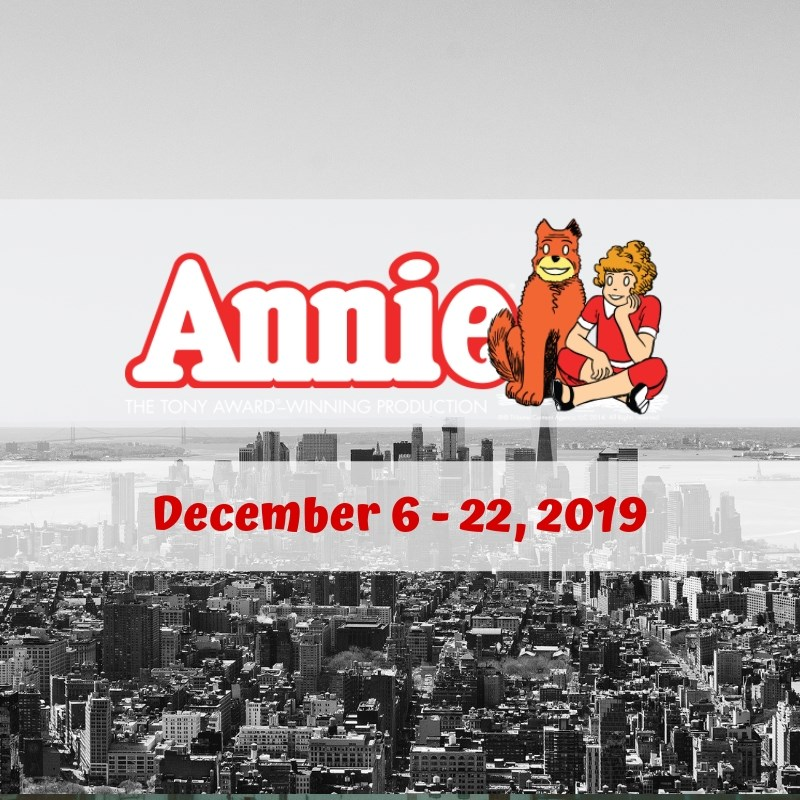 Get Information and buy tickets to Annie  on Starlight Community Theater