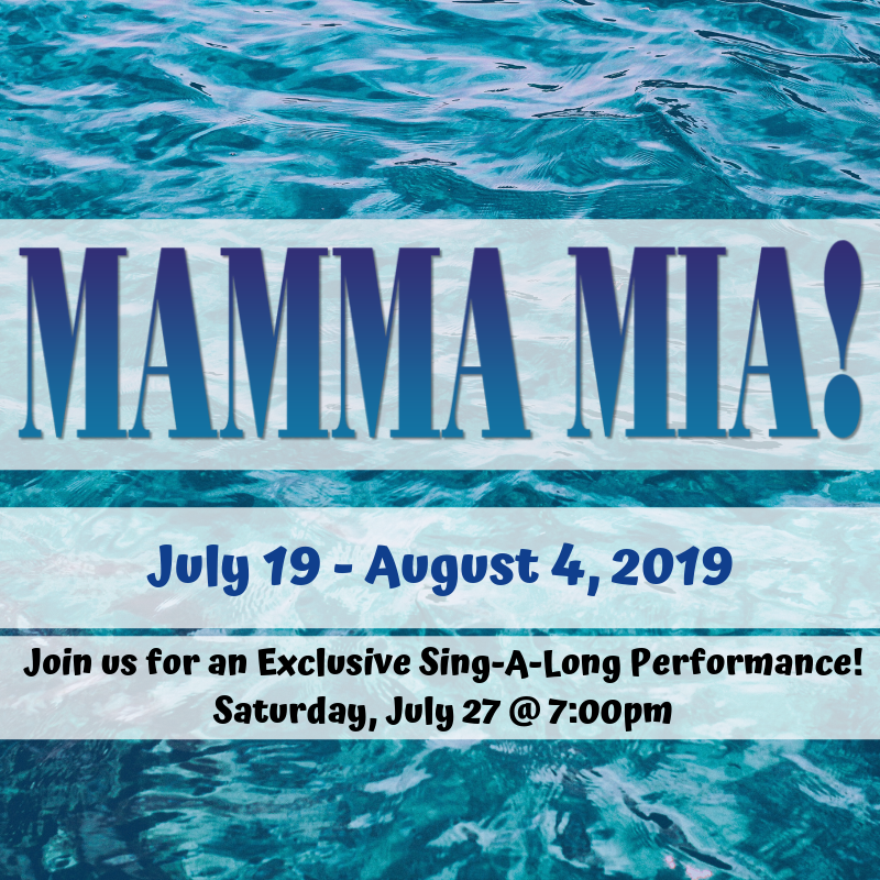 Get Information and buy tickets to Mamma Mia!  on Starlight Community Theater