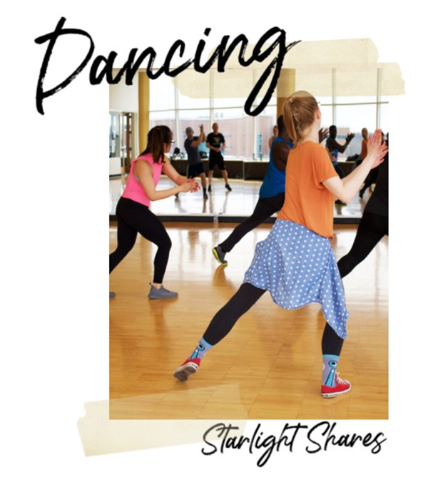 Get Information and buy tickets to STARLIGHT SHARES BASICS OF DANCE FOR Age 15+ Sept 22 - Tap on Starlight Community Theater