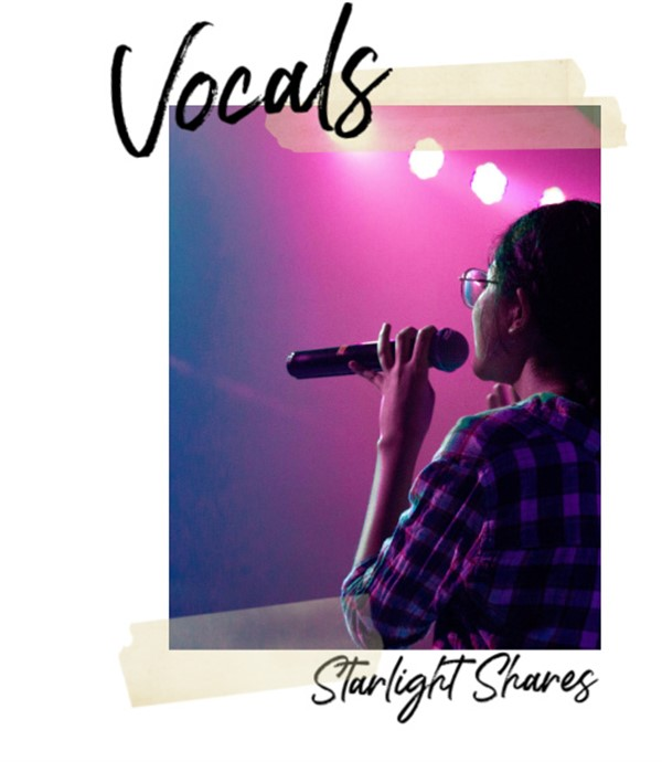 Get Information and buy tickets to STARLIGHT SHARES - RISING STAR SHOW CHOIR (11-18) Wednesdays from 6-8pm- Sept 9 - Nov 25 on Starlight Community Theater