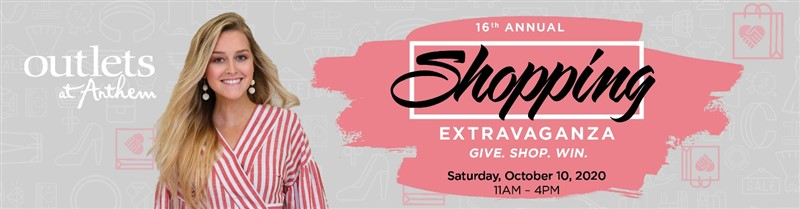 Get Information and buy tickets to 16th Annual Shopping Extravaganza Support Starlight at the Outlets at Anthem on Starlight Community Theater