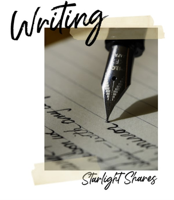 Get Information and buy tickets to STARLIGHT SHARES PLAY WRITING FOR ADULTS (15+) Wednesday, September 23– Writing For the Stage: Focus on dialogue on Starlight Community Theater