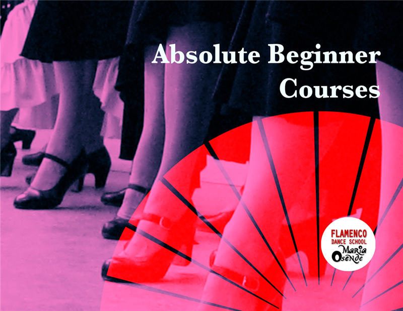 Get Information and buy tickets to Absolute Beginner Flamenco Dance Spring 2019 on FlamencoSchool.ca