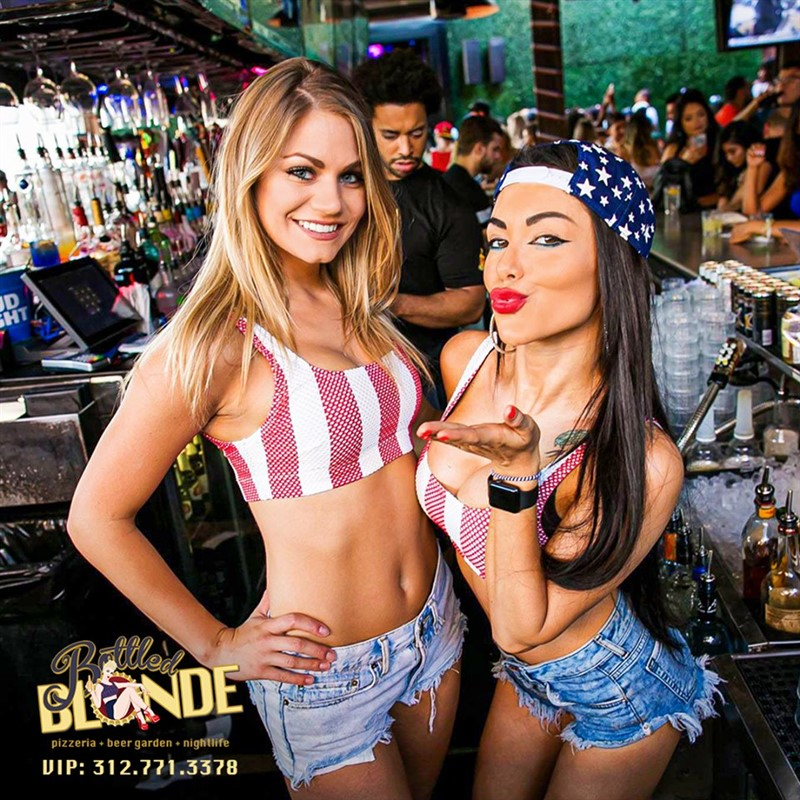Get Information and buy tickets to Bottled Blonde - Chicago Bottle Service Table Reservations on BBvipXpress