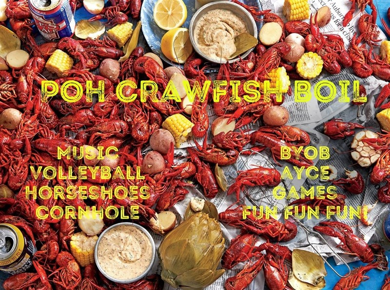 Get Information and buy tickets to POH Crawfish Boil  on Pursuit of Happiness