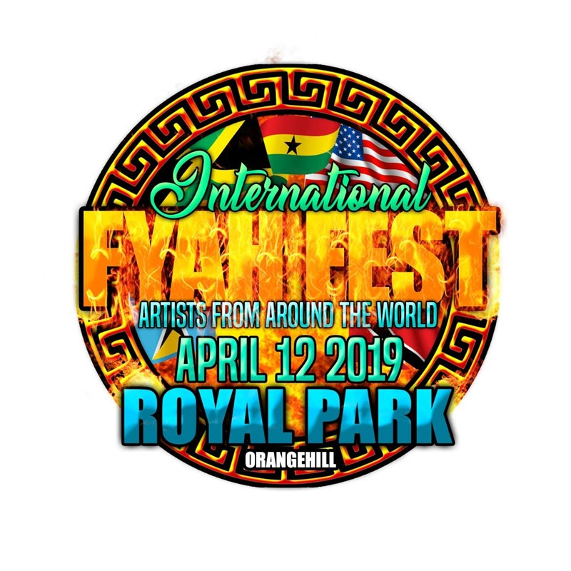 Get Information and buy tickets to INTERNATIONAL FYAH FEST NEGRIL  on Jazzy Entertainment