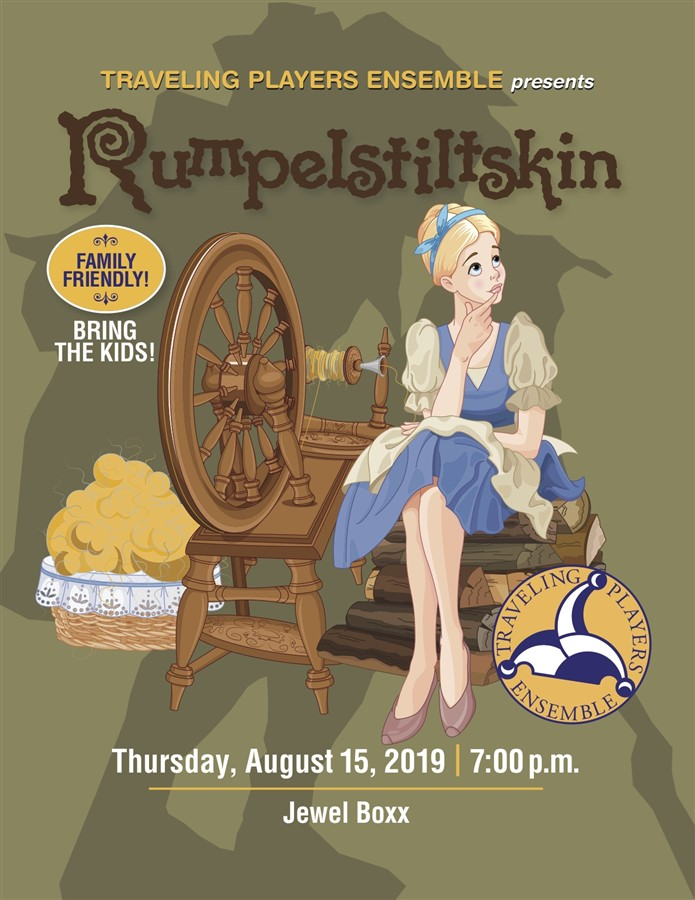 Get Information and buy tickets to Rumplestiltskin Presented by the Traveling Players  on jewellboxx.com