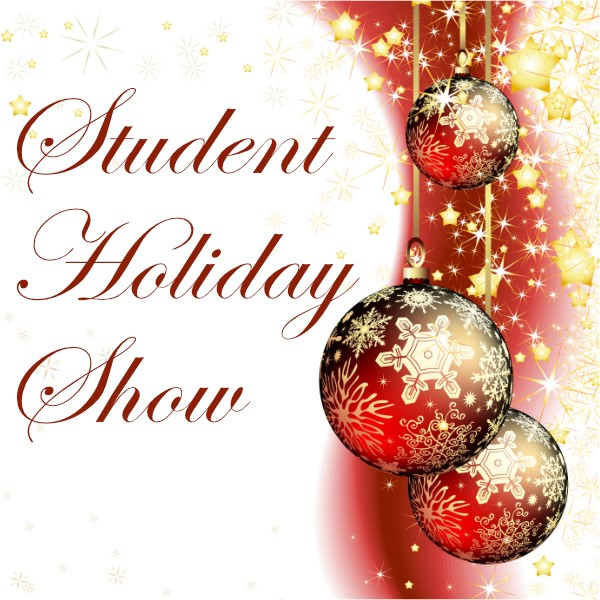 Get Information and buy tickets to Student Holiday Show  on jewellboxx.com