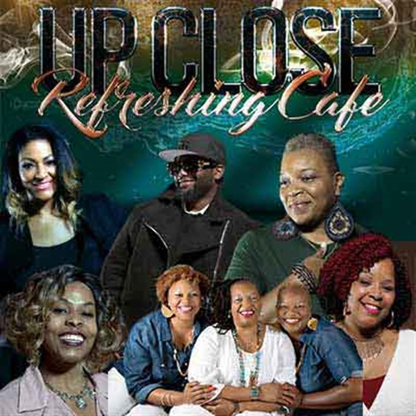 Refreshing Cafe - Up Close Indie Artist Concert on Apr 17, 19:00@Cornerstone Community Church - Buy tickets and Get information on HP Visual Connections/Entertainment