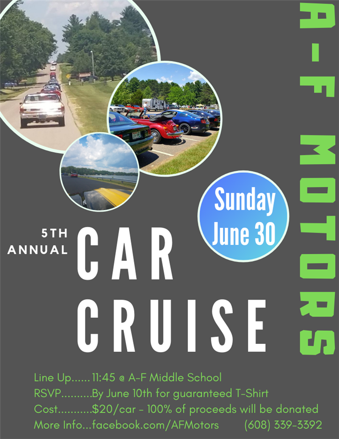 5th Annual Classic Car Cruise