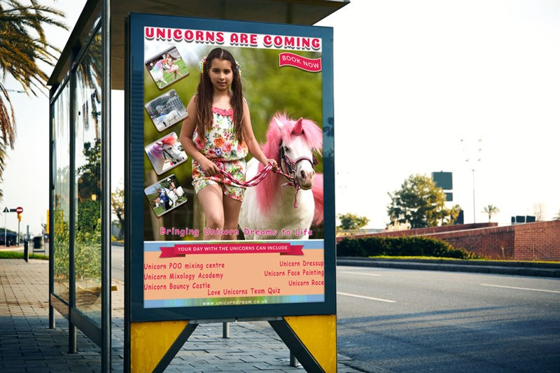 Get Information and buy tickets to Birmingham Unicorn Experience July 27th 2019 10am to 6pm on Unicorn Dream