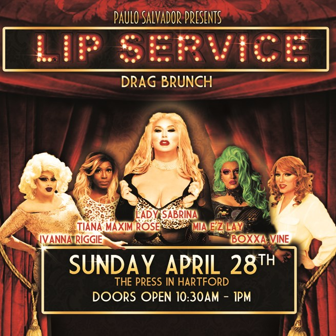 Get Information and buy tickets to Paulo Salvador presents Lip Service  on Paulo Salvador Presents