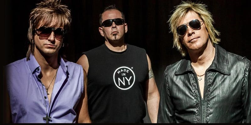 Bon Jovi Tribute by Slippery When Wet The Venu Boynton Beach on Apr 25, 19:00@The Venu - Buy tickets and Get information on iTickethubevents.com