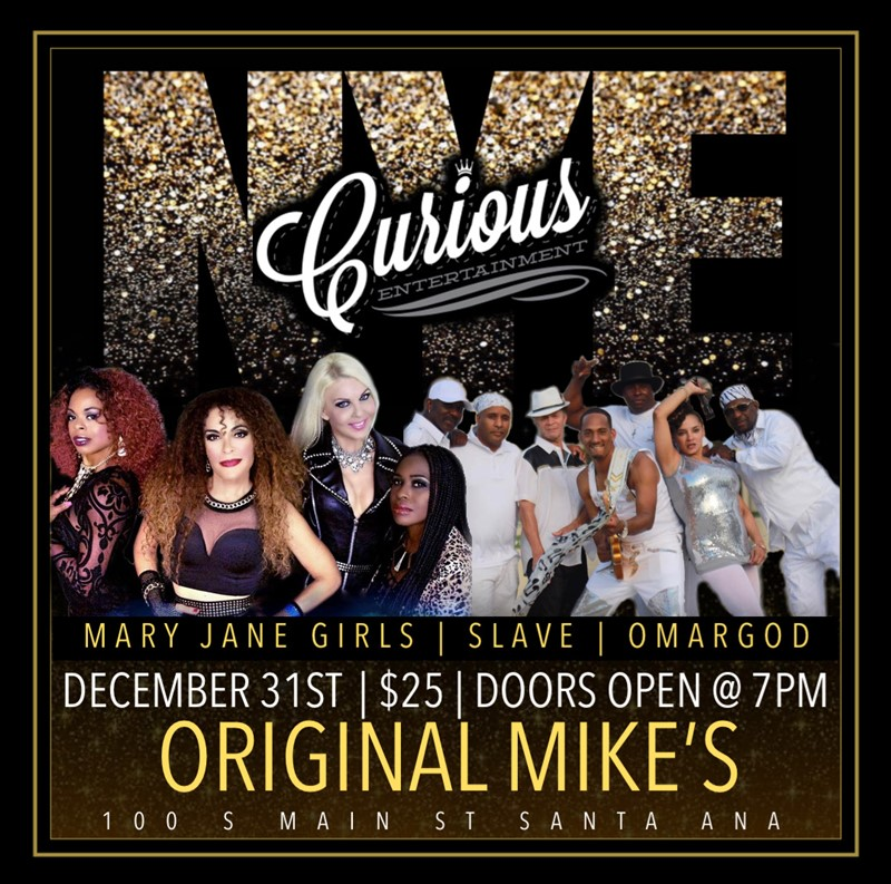 Get Information and buy tickets to 2020 NEW YEARS EVE PARTY CURIOUS ENTERTAINMENT PRESENTS on Curious Entertainment