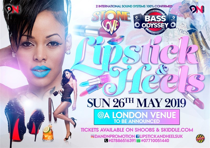 Get Information and buy tickets to Lipstick & Heels  on Knolimit