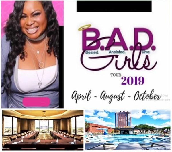 Get Information and buy tickets to BAD GIRLS CONFERENCE DALLAS ANATOLE HILTON on Promotional Industries