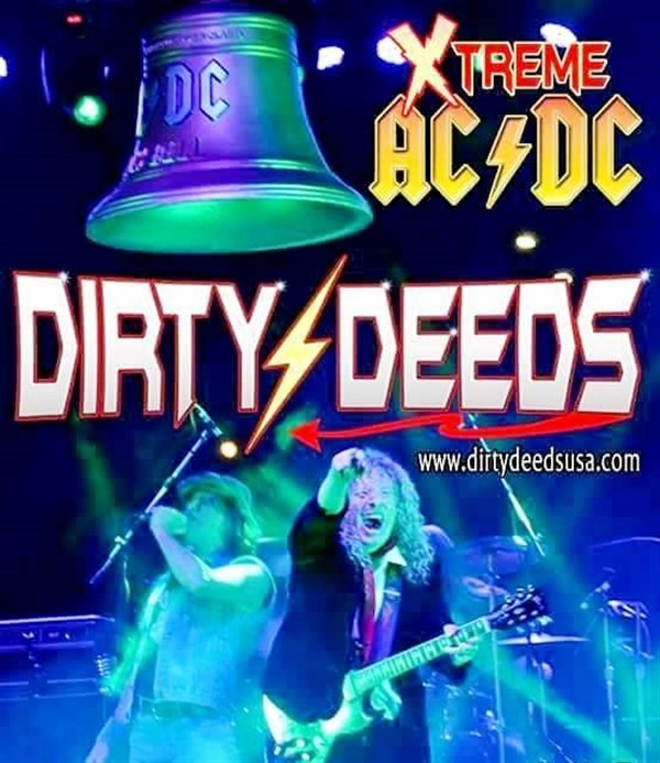 Pavilion @ The Inn Presents: Dirty Deeds, Extreme ACDC 2019 Summer Concert Series on Jun 07, 20:00@Aurora Inn Hotel & Event Center - Pick a seat, Buy tickets and Get information on Pavilion @ The Inn