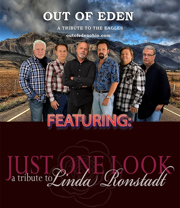 Pavilion @ The Inn Presents: An Eagles Tribute, Out of Eden 2019 Summer Concert Series on Jun 15, 20:00@Aurora Inn Hotel & Event Center - Pick a seat, Buy tickets and Get information on Pavilion @ The Inn