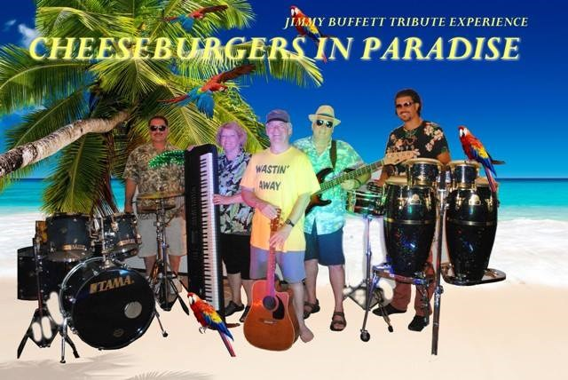 Pavilion @ The Inn Presents: Cheeseburgers in Paradise 2019 Summer Concert Series on Jun 21, 20:00@Aurora Inn Hotel & Event Center - Pick a seat, Buy tickets and Get information on Pavilion @ The Inn
