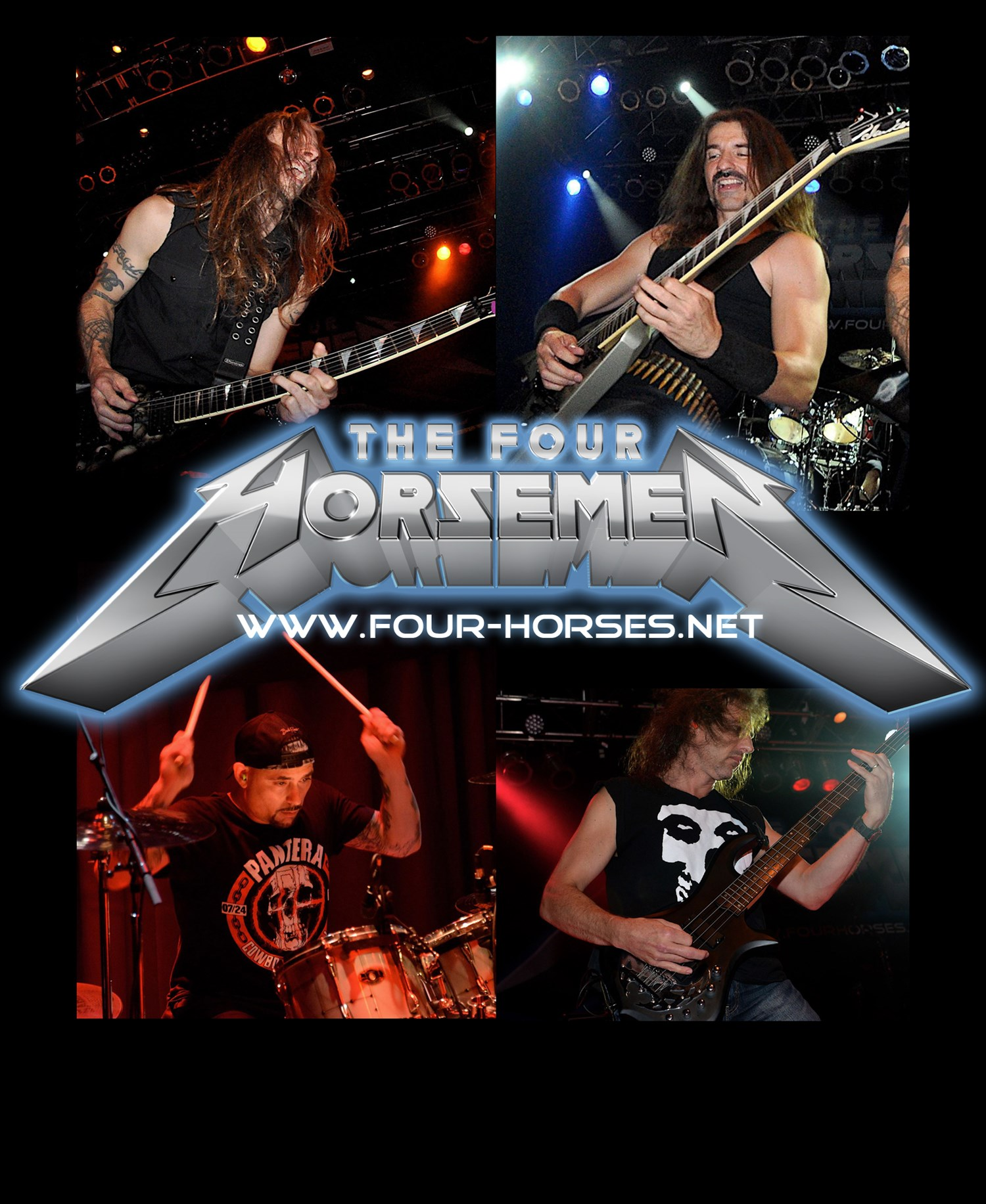 Pavilion @ The Inn Presents: The Four Horsemen 2019 Summer Concert Series on Aug 24, 20:00@Aurora Inn Hotel & Event Center - Pick a seat, Buy tickets and Get information on Pavilion @ The Inn
